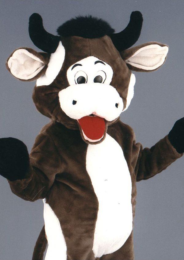 mascota vaca taur
