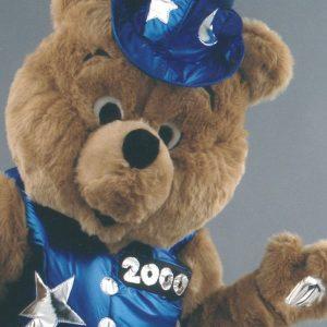 Mascota urs circar