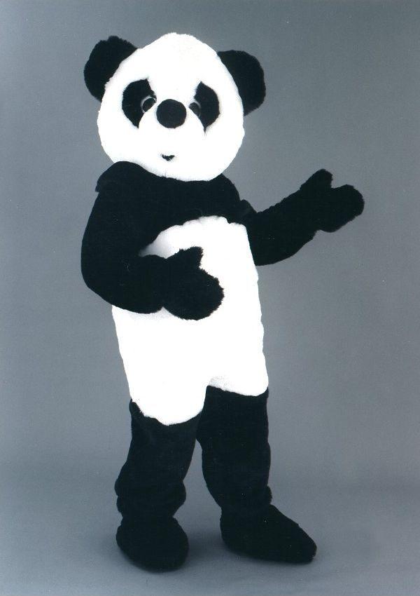 Mascota urs Panda