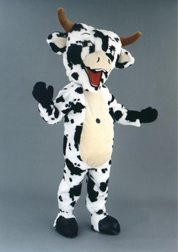 Mascota vaca