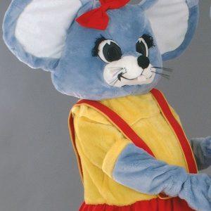 Mascota fetita soricel