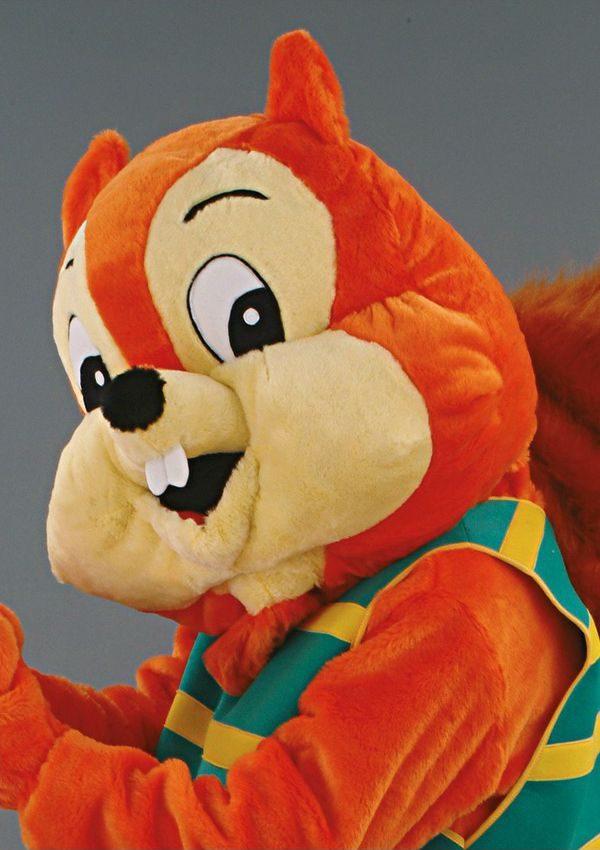 Mascota veverita