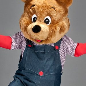 mascota urs
