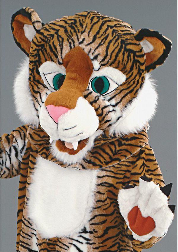 Mascota tigru