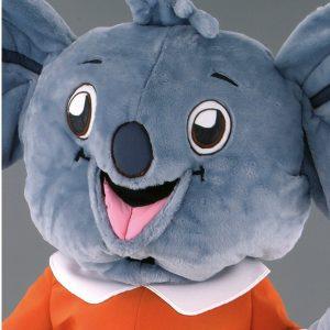 mascota Urs Koala