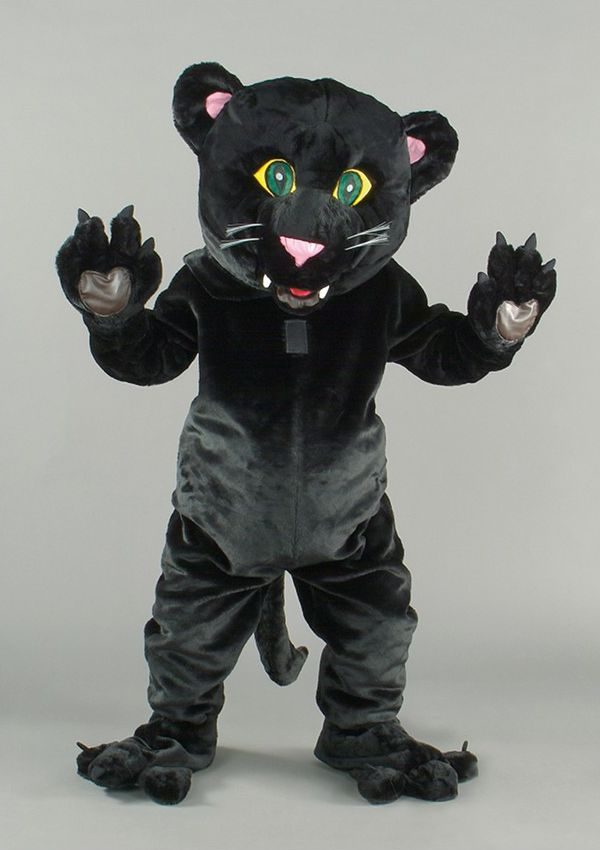 mascota Pantera neagra