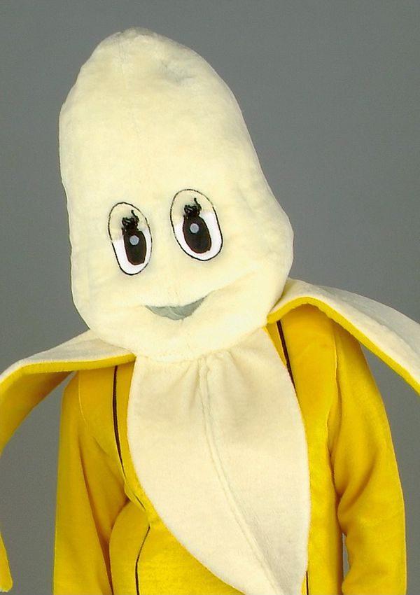Mascota Banana