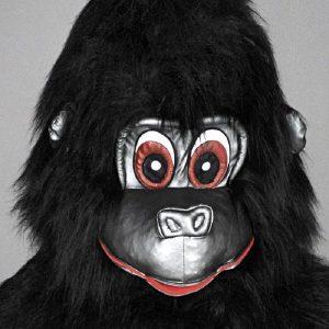 Mascota maimuta (gorila)