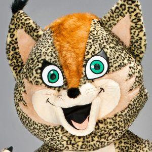Mascota lynx