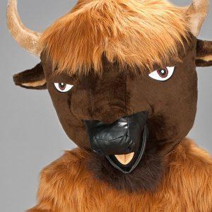 mascota zimbru