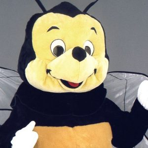 mascota Albina