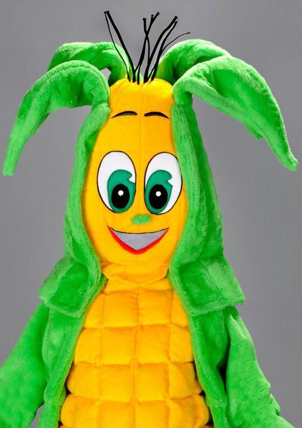 mascota Porumb