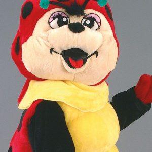 Mascota Buburuza (Gargarita)