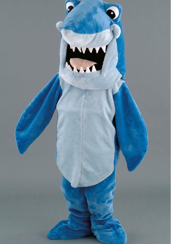Mascota rechin
