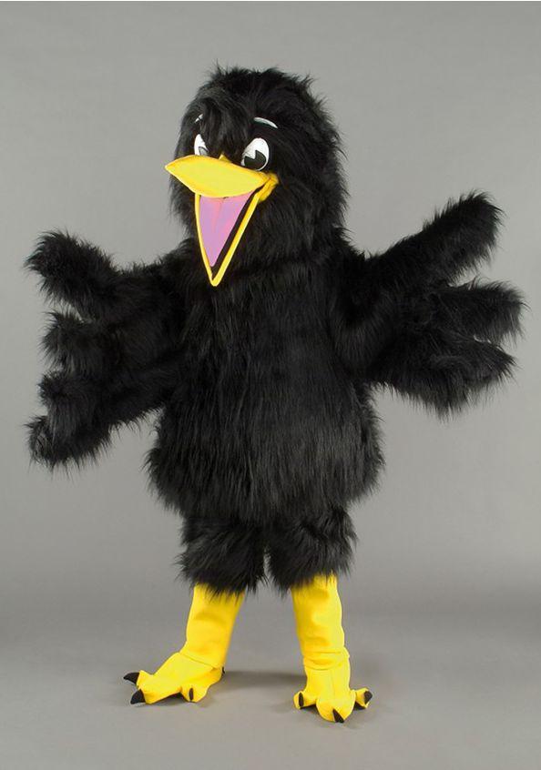Mascota corb