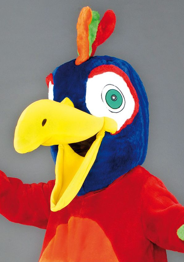 Mascota papagal