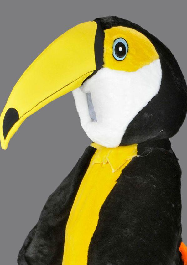 mascota tucan