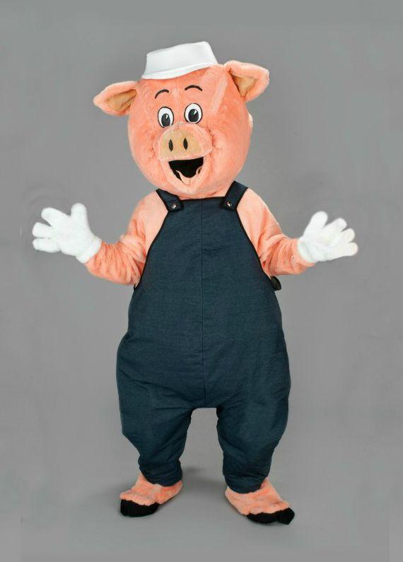 Mascota porc