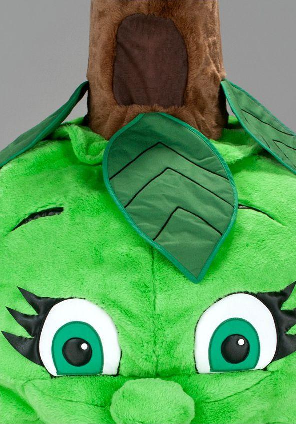 Mascota mar verde