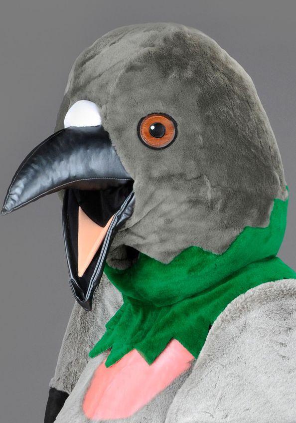 Mascota porumbel