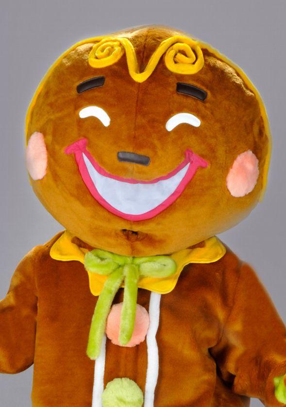 Mascota Omul de turta dulce
