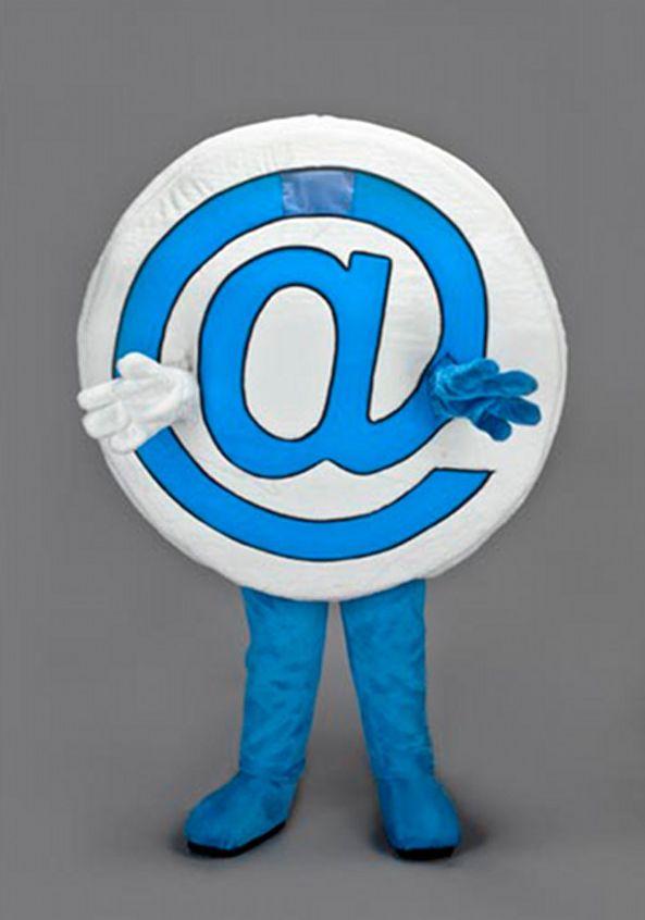 mascota personalizata logo