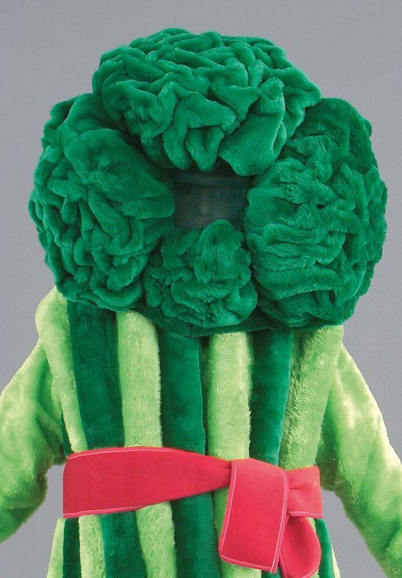 Mascota Broccoli