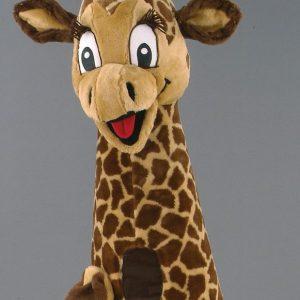 Mascota Girafa