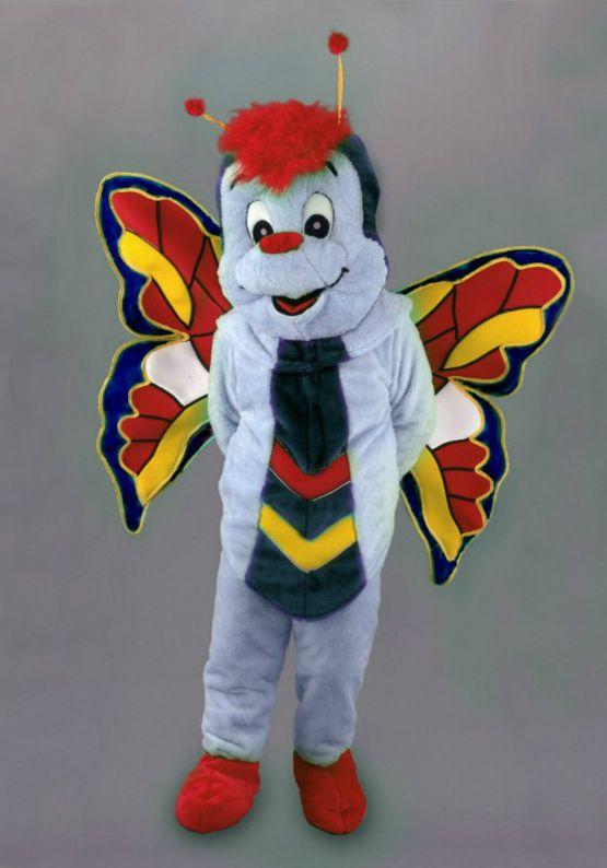 mascota Fluture