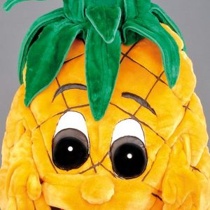 Mascota Ananas