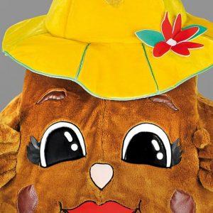 mascota Cartof