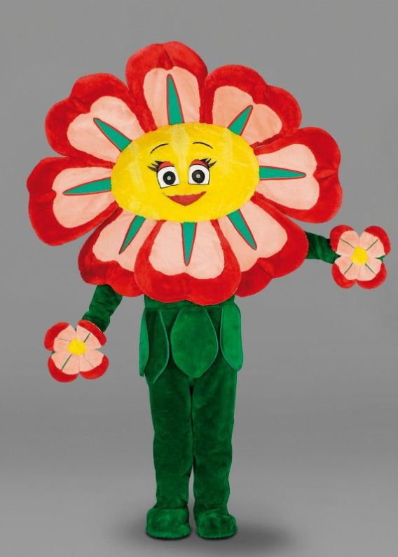 Mascota Floare