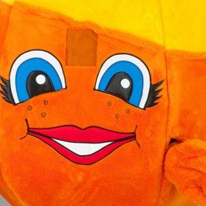 Mascota Portocala