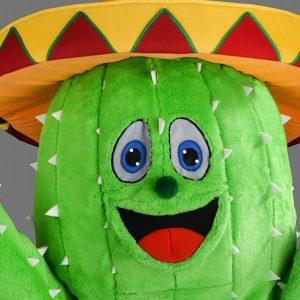mascota Cactus