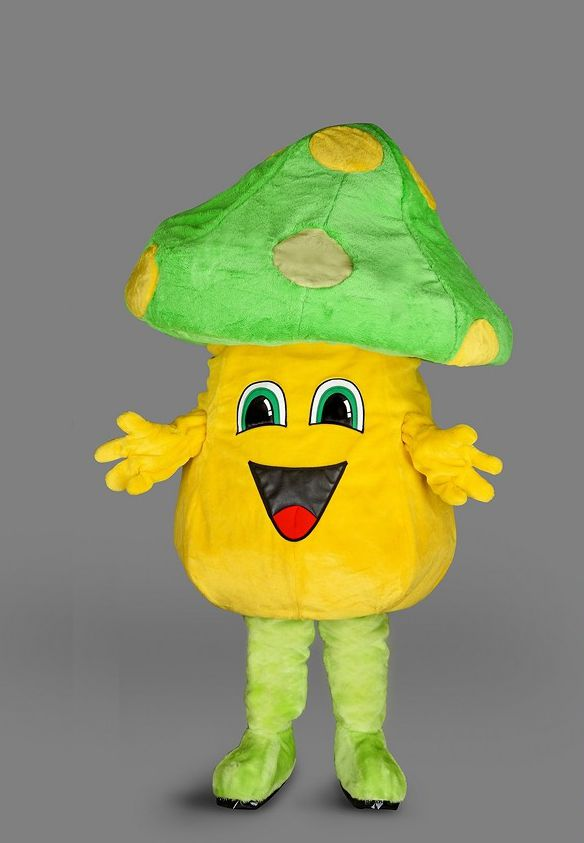 Mascota Ciuperca