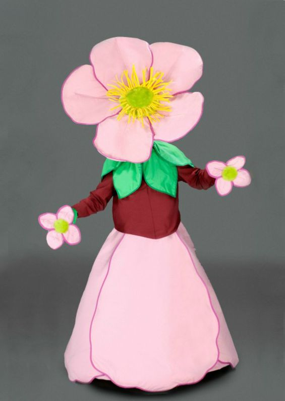 macota floare