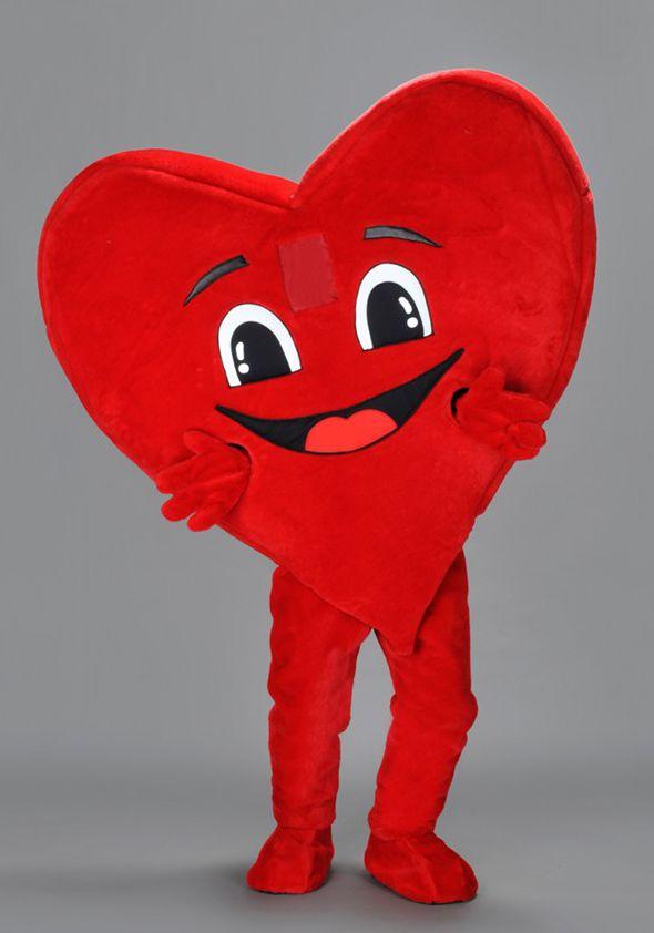 Mascota inima