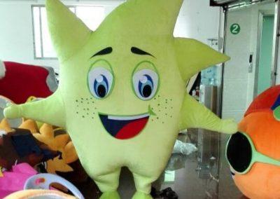 mascota personalizata Sodexo