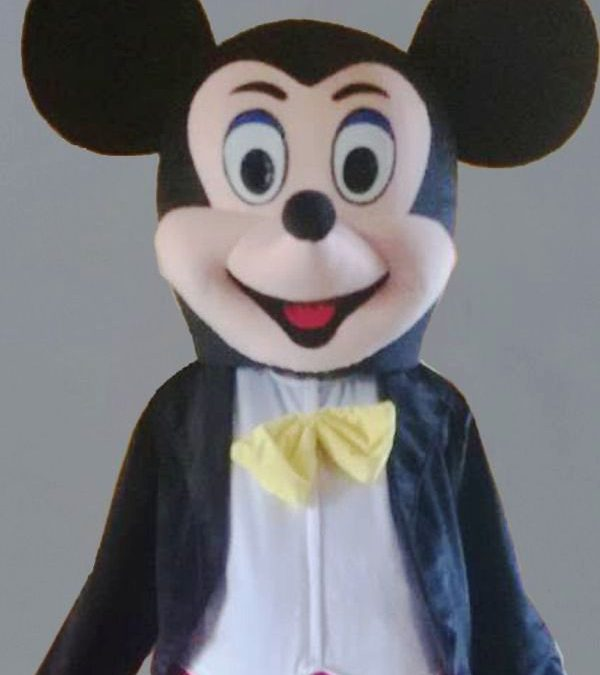 Mickey Mouse-cod 9001