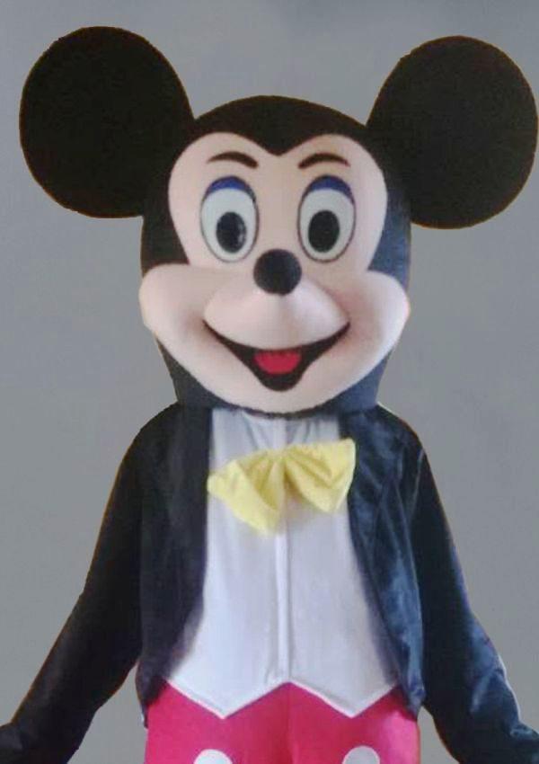 mascota Mickey mouse