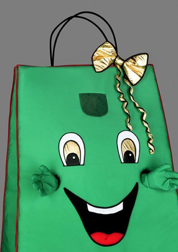 mascota sacosa de cadou
