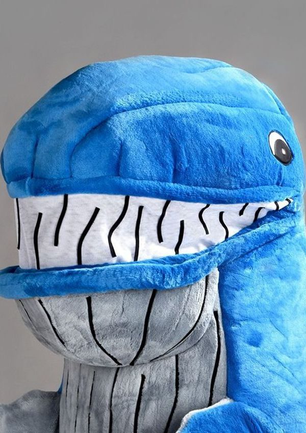 mascota balena
