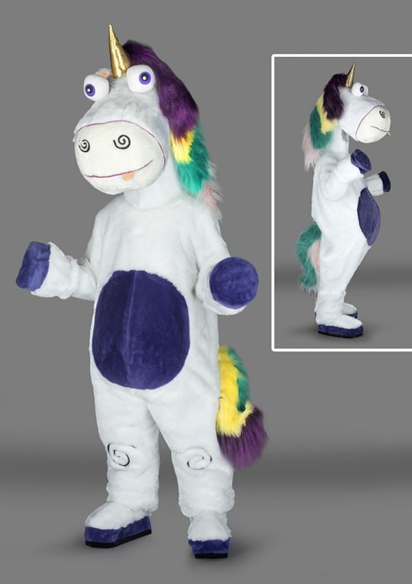 mascota unicorn