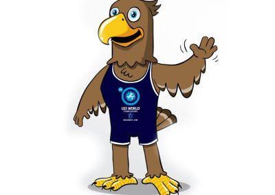 mascota vultur frl 06