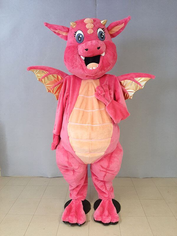 Mascota dragon - 8002