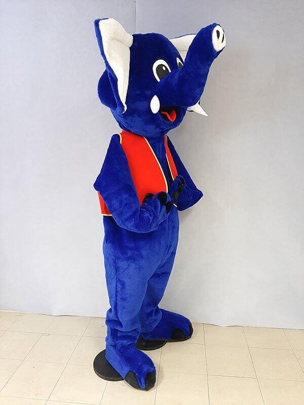 mascota elefant - 8005