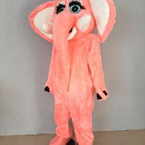 mascota elefant - 8006