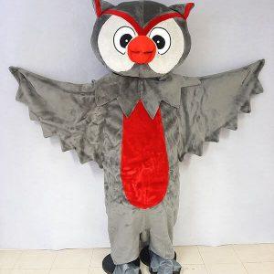 mascota bufnita - 8007
