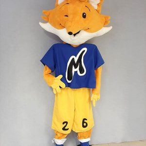 mascota vulpoi - 8010