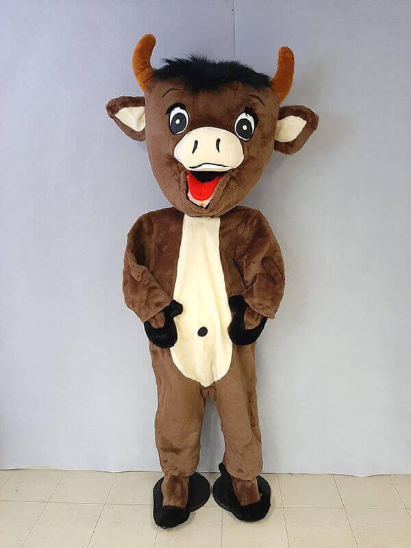 mascota taur vaca - 8012